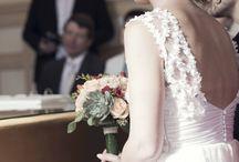 Happé- Création textile pour Allison / Création textile pour une robe de mariée