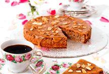 Baka glutenfritt / Lättbakade recept på goda glutenfria bakverk och matbröd.