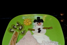 Christmas meals for toddlers / by Donna Raven