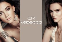Εντυπωσιακά και λαμπερά κοσμήματα του ιταλικού οίκου REBECCA!!!