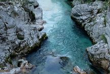 Soča river - The Emerald Beauty of Slovenia / The beautiful river Soča and Soča valley and everything you can see, do and experience. come and explore :-)