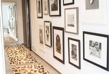 Animal Prints in Home Decor / Just a touch of animal print to add glam