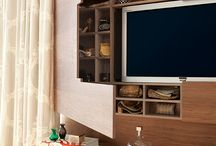 Entertainment Center Living Room / Indoor recreation activities in one place