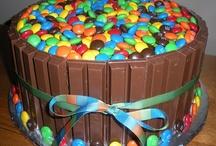 let them eat cake / by Glenda Saxby