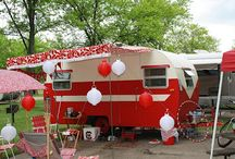 Vintage Camper Camping / My unfulfilled passion...... I NEED one of these campers!!!!!!!!!!!!!