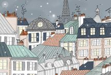 Illustrated Cities