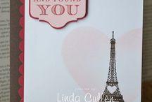 Card Making: Paris / En Francais. / by Monique Feeley