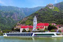 Cruising Europe / Catholic Pilgrimages cruise through various regions of Europe
