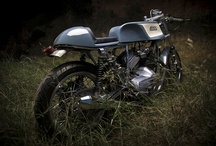 Moto Morini / by Iron & Air