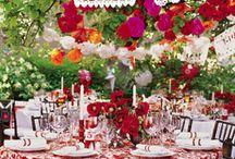 Mexican theme wedding