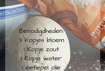 zoutdeegrecept