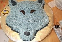 Wolf theme party