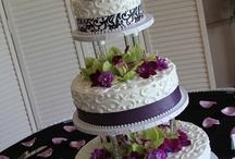 Cakes / by Marlena Renee