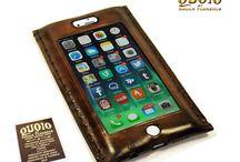 QUOIO iPhone 6 & 6 Plus Leather Cases / UNIQUE HAND MADE iPhone CASES