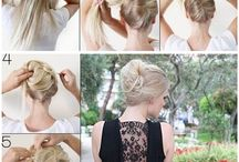 Hairstyles that I love