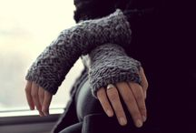 Polsini in maglia