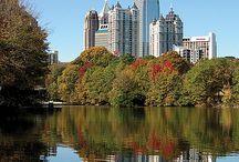 Atlanta / by Jennifer Hocker