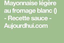 Mayonnaise et mayonnaise
