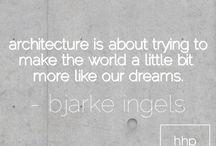 Quotes of architecture