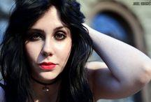 Kimberly Trebbi / Not only an actress, an artist.
