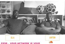 EP29 - Your network is your net worth! / All about networking and the benefit of forming new circles
