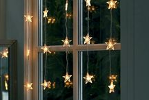 Christmas inspiration / Objects to create a Christmas atmosphere