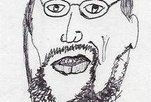 Liviu Badea's sketchbook / desene......doodles....desene....doodles....desene.....