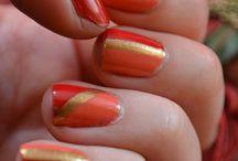 Nail art - Gala - Bollywood