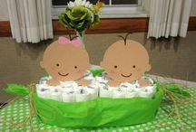 DIY Geschenke Baby - Neugeborene / DIY Geschenkideen für Babys und Neugeborene Kinder - Selbstgemachte Geschenke zur Geburt - Freude schenken an neue Familien