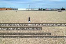 Industrial Roofing / Industrial Roofing Gallery