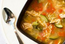 Food - Soups / by Erin Orcutt