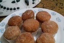 Madalenas y cupcakes