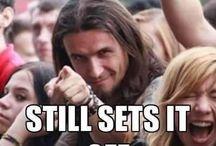 Metal Memes / Random memes centered on Metal