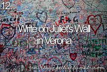 My Bucket List / Things to do, visit, see and more before I die if possible