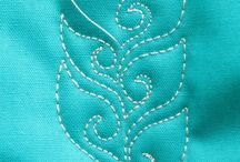 sewing, embroidery, crochet, knitting ...