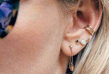 Jewelry/piercings / by Maci Marie