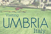 Umbria e Toscana
