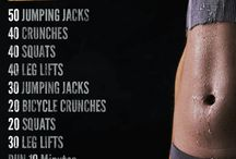 Fitness workout ideas