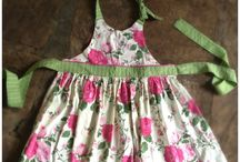 Grandma's apron strings / by Cindy Taylor