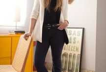 Look profissional casual