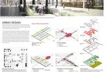 EsquemasURB / Esquemas, diagramas solo  dedicados al urbanismo, master plan, u arquitectura del paisaje