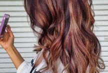 Hair,nails and b