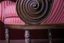Upholstery and paint