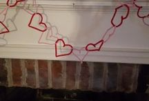 Valentine's Day / All things Valentine's Day! Decorations, crafts, food, gifts, garland, quick and easy ideas.