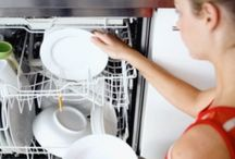 clean dishwasher inside w tang or jello