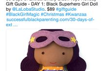 Black Holiday Gift Guide