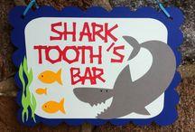 Kids-Shark Party