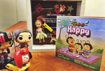 Gift Suggestions for Pre-schoolers' Birthdays (aged 3-5) / Here are some gift suggestions for pre-schoolers' celebrating their birthday (aged 3-5).   These books are avaiable at OMF Lit and Passages Bookshops, PCBS, National Bookstore, Powerbooks, Pandayan,