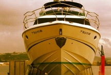 Fairline / Are you f*ck'in kidding - Living on a boat for a year?