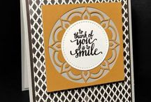 Stampin up-Eastern Palace